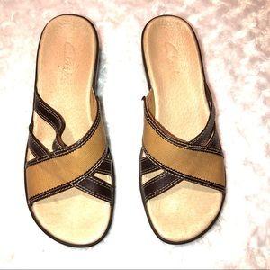 Women's Clark sandal size 7M